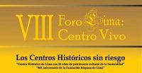 VIII FORO pagina web